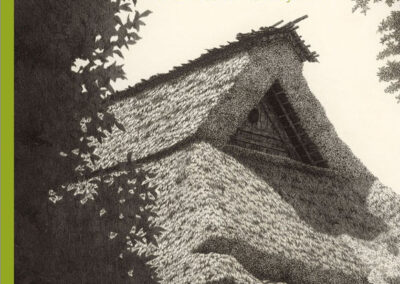Tanaka Ryōhei. Etchings of Rural Japan